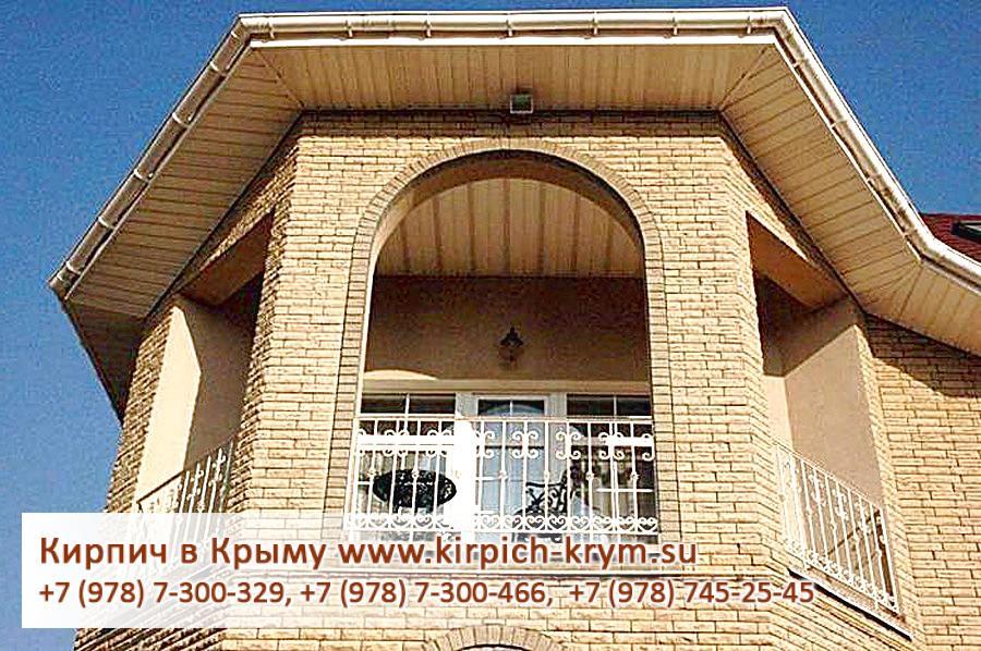 Кирпич кирпичный дом